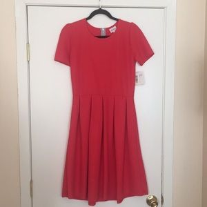 M LuLaRoe Amelia Dress G04 1118